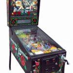 Gun N Roses Rock Pinball Machine Hire Short Term Long Term