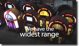 Video Digital touchscreen CD Vinyl Best Biggest Cheapest Jukebox Hire UK Party Wedding