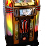Cd Classic Retro Bubbler Jukebox Hire Rock N Roll