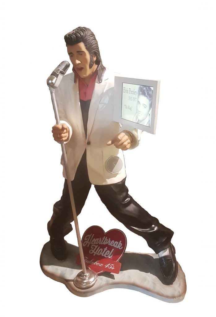 Elvis Digital JukeBox Hire