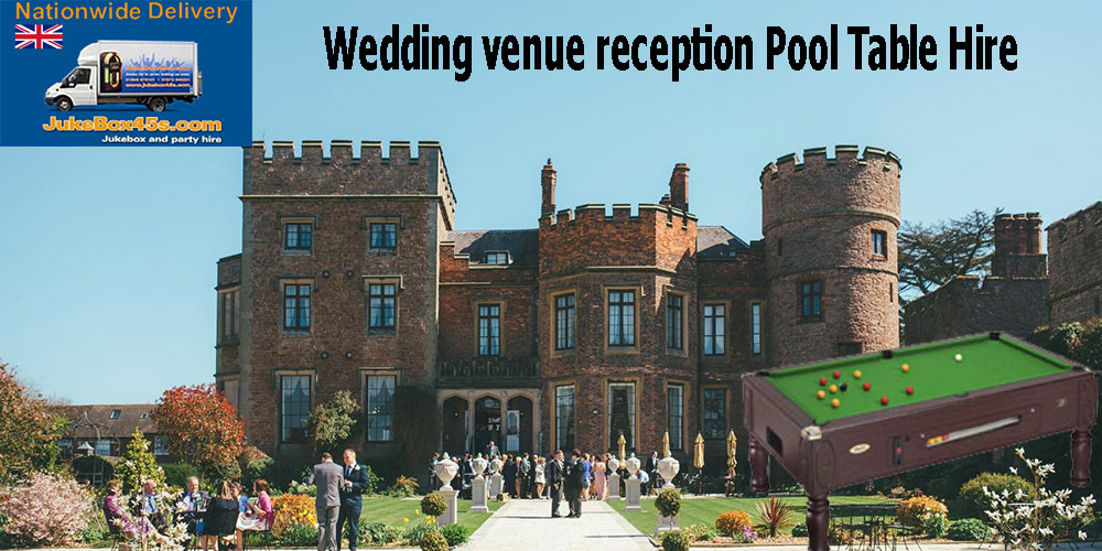 pool-table-rent-rowton-castle-wedding
