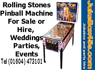 for-sale-buy-rolling-stones-pinball-hire-rent-party-event-1970s-1980s